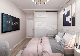 110平米三室两厅现代简约风格儿童房效果图