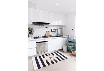 140平米四室一厅宜家风格厨房图片
