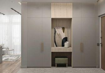 70平米一居室现代简约风格玄关装修案例