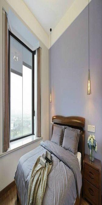 80平米北欧风格卧室装修案例