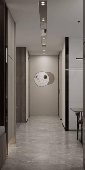 110平米三室一厅中式风格走廊设计图