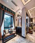 140平米别墅中式风格阳光房欣赏图