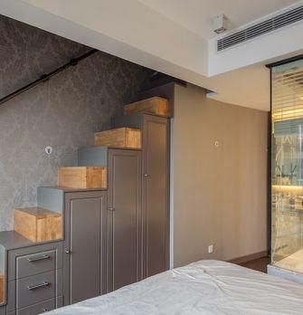 100平米别墅现代简约风格楼梯图片大全
