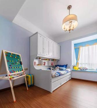 70平米美式风格儿童房欣赏图