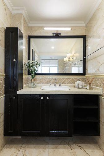140平米三新古典风格卫生间装修效果图