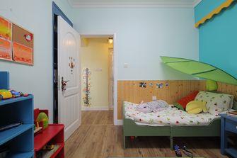 90平米三室两厅田园风格儿童房欣赏图