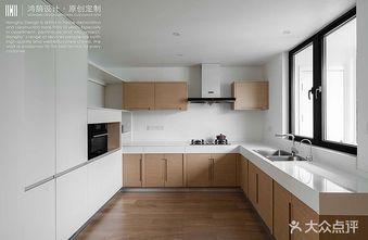 富裕型140平米复式日式风格厨房效果图
