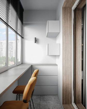40平米小户型美式风格阳台设计图