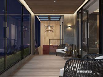 140平米复式现代简约风格阁楼图片大全