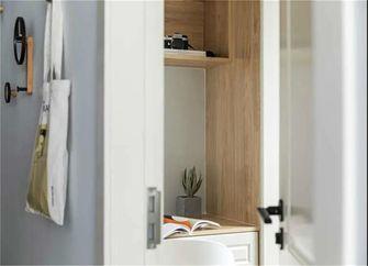 80平米一室一厅北欧风格书房图片