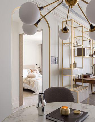 120平米三室一厅美式风格走廊装修效果图