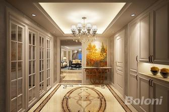 140平米别墅新古典风格玄关欣赏图
