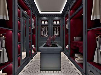 140平米别墅现代简约风格衣帽间欣赏图