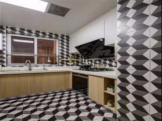 120平米三室一厅宜家风格厨房图