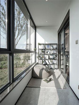 50平米现代简约风格阳台装修图片大全