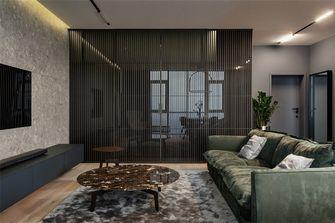 100平米公寓中式风格客厅图