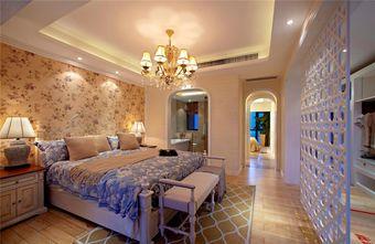 70平米三室两厅地中海风格卧室欣赏图
