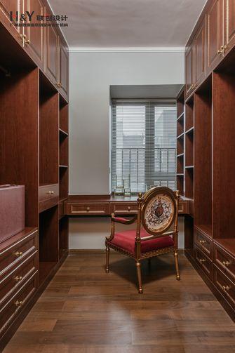 140平米四室两厅混搭风格衣帽间效果图