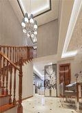 3-5万120平米复式新古典风格楼梯图