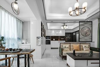 100平米三室两厅新古典风格餐厅图