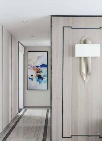 100平米欧式风格走廊图片