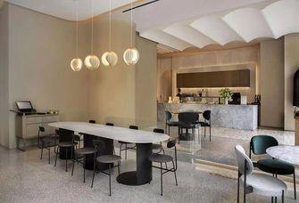 140平米公寓现代简约风格其他区域效果图