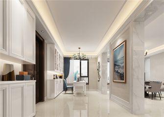 140平米四室三厅欧式风格玄关欣赏图