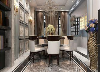 140平米四美式风格餐厅图