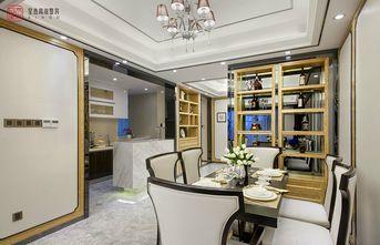 140平米三中式风格客厅装修图片大全