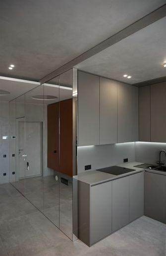 50平米小户型现代简约风格厨房图片大全