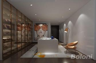 140平米别墅现代简约风格衣帽间装修图片大全