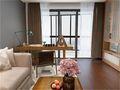 30平米以下超小户型混搭风格客厅装修案例