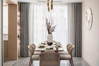 140平米四室两厅日式风格餐厅欣赏图