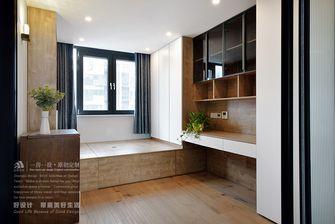 140平米三室两厅现代简约风格储藏室图片