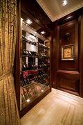 140平米别墅欧式风格储藏室设计图