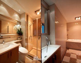 140平米四室两厅东南亚风格卫生间图片