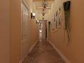 140平米别墅田园风格走廊图片