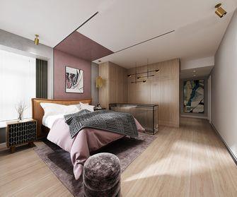 90平米公寓欧式风格卧室效果图