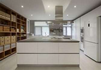 100平米三室两厅北欧风格厨房欣赏图