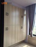 经济型30平米超小户型混搭风格卧室装修案例