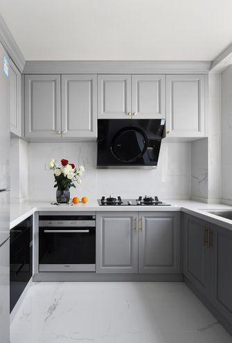 110平米三美式风格厨房效果图
