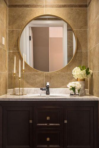 110平米三室两厅美式风格卫生间效果图