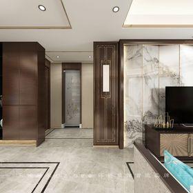 140平米四室兩廳其他風格走廊裝修案例