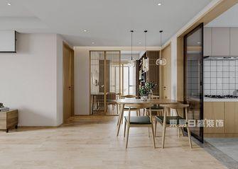 120平米三日式风格餐厅设计图