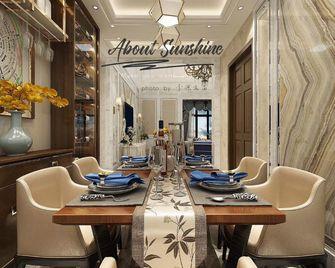140平米别墅欧式风格餐厅效果图