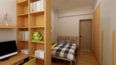 100平米一室一厅中式风格卧室效果图