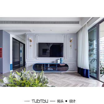 20万以上110平米三法式风格客厅装修图片大全