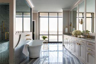 70平米一居室美式风格卫生间图片大全