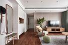 80平米三室两厅现代简约风格客厅装修效果图