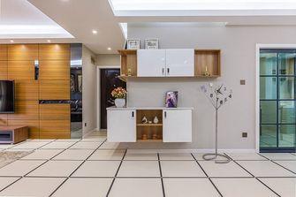 130平米三室一厅中式风格储藏室图片